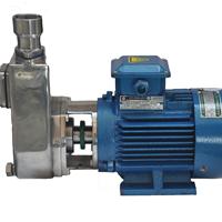 供应iFX型不锈钢大米泵,黄豆大米自吸泵