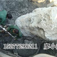 供应拆除钢筋混凝土桩首选柳州博亚分裂机