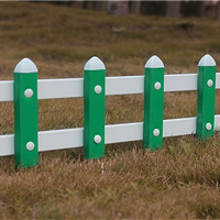 PVC塑料栅栏 花草栏杆围栏 pvc塑钢绿化篱笆