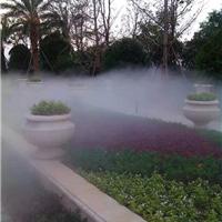 供应造雾、降温、喷淋设备,承接工程