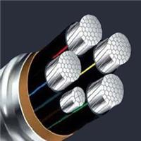 YJLV22铝芯钢带铠装电力电缆 津亚参数表
