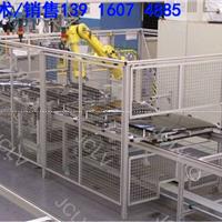 机械手防护罩围栏  机器人围栏罩子高端定制