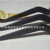 (供应) 南通君彰碳纤维方管 圆管 异形管