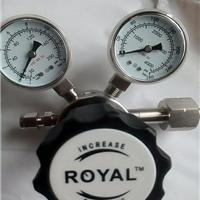 供应高纯气体抽真空不锈钢减压阀