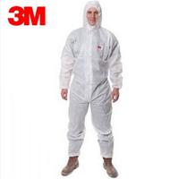 4515连体防护服 防护颗粒物及液体有限喷溅