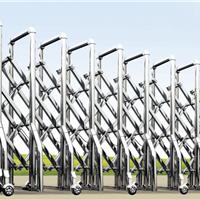供应三门峡分段门伸缩门/平移门 无轨直线门