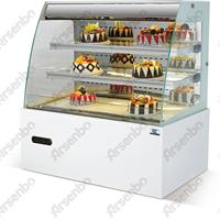 开放式蛋糕展示柜 面包店蛋糕柜 风冷蛋糕柜