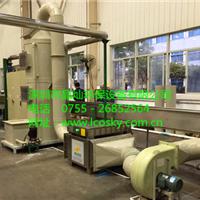 供应饲料厂废气臭气处理设备