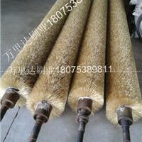 供应钢丝辊  钢丝刷辊  抛光除锈钢丝辊
