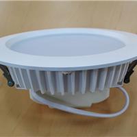 供应6寸LED筒灯配件 LED筒灯外壳套件厂家