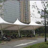 怡盟膜结构供应山东临沂优质膜结构停车棚