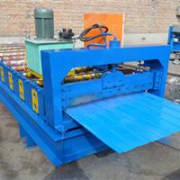 供应顺特910型彩钢压瓦机彩钢设备