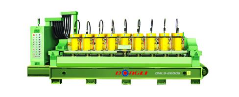 供应自动树脂连续磨光机