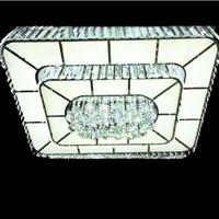 现代水晶吸顶灯,2015古镇新款双色低压灯