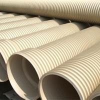 丹阳市PVC双壁波纹管/PVC加筋管生产厂家