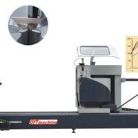 供应三轴数控精密双头切割锯床任意角度切割