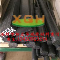 聚醚醚酮板 加玻纤黑色peek板 PEEK-CA30板