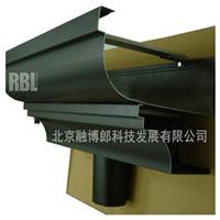 供应装饰檐落水系统,彩铝装饰檐沟,天沟