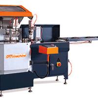 供应铝型材自动送料切割锯自动角码锯