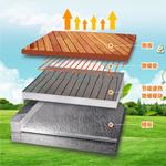 凝固力供应节能速热地暖模块