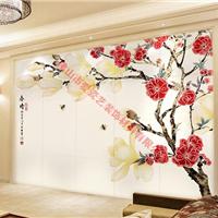 供应艺术背景墙彩雕背景墙,陶瓷背景墙