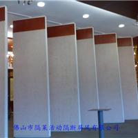 中山会议室活动折叠门厂家