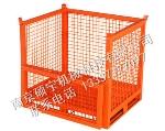 运输网箱 周转网箱 折叠网箱 带托盘网箱