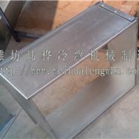 高精度ccc防火阀外框生产设备全自动生产线
