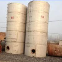 二手50吨立式不锈钢储罐