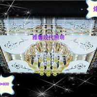 供应1200*800平板水晶灯|一米二客厅低压灯