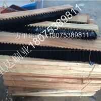 热卖木板刷  木条刷  pvc板刷  pvc条刷