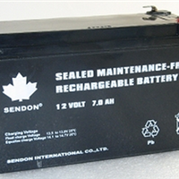 供应山顿12V12AH铅酸蓄电池参数