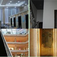 电梯轿厢装饰装潢  电梯装潢报价