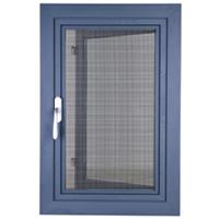供应方寸间门窗_5560双平开窗产品