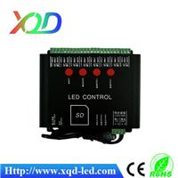 供应led全彩灯控制器 T-8000全彩模组控制器
