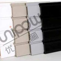 供应pvc发泡型材 PVC异型板 塑料挂板 壁板