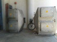 供应家具喷漆房废气治理