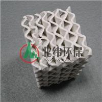 供应轻质强化瓷波纹规整填料 陶瓷波纹板