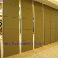 洛阳餐厅可密封活动隔断屏风趟门专业厂家