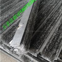 供应烧结厂环冷机密封不锈钢丝条刷毛刷条