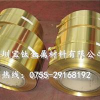 进口黄铜带,德国CuZn36黄铜带