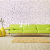 度邦墙衣、硅藻泥 新时代环保墙面建材