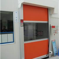 供应中山安装工业快速门,PVC卷帘门销售