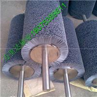 磨料丝刷辊 磨料丝毛刷辊 杜邦磨料丝刷辊