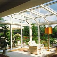 十大阳光房品牌制造花园阳光房