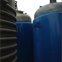 供应二手10吨不锈钢反应釜