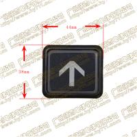 日立电梯按钮 DL-PO2