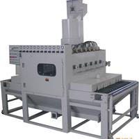 供应自动喷砂机 输送式自动喷砂机厂家