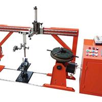 高精度环缝焊接变位机 圆管焊接工作台