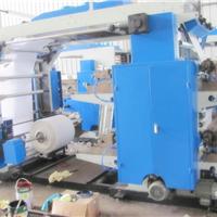 供应热销推荐4色柔性凸版印刷机